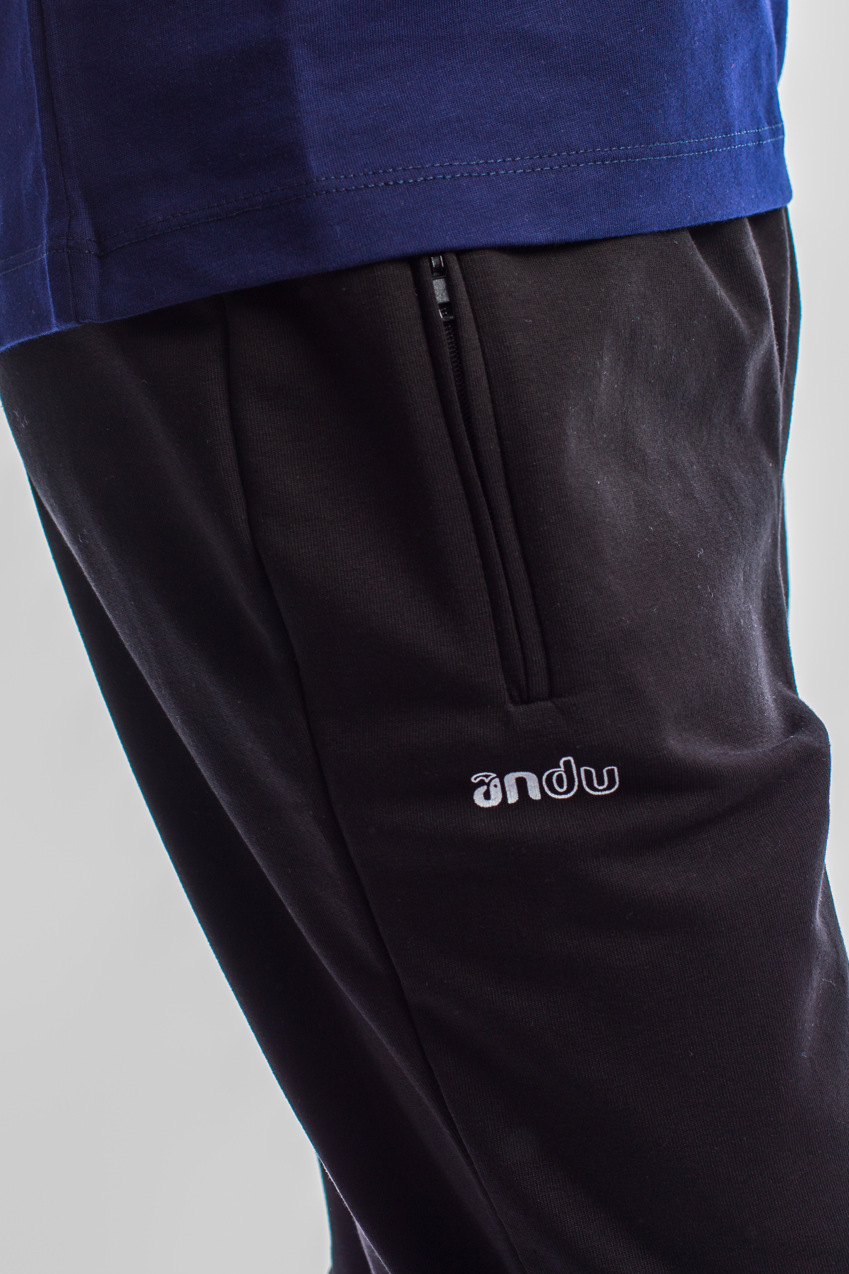 Pantalon Zipper Design