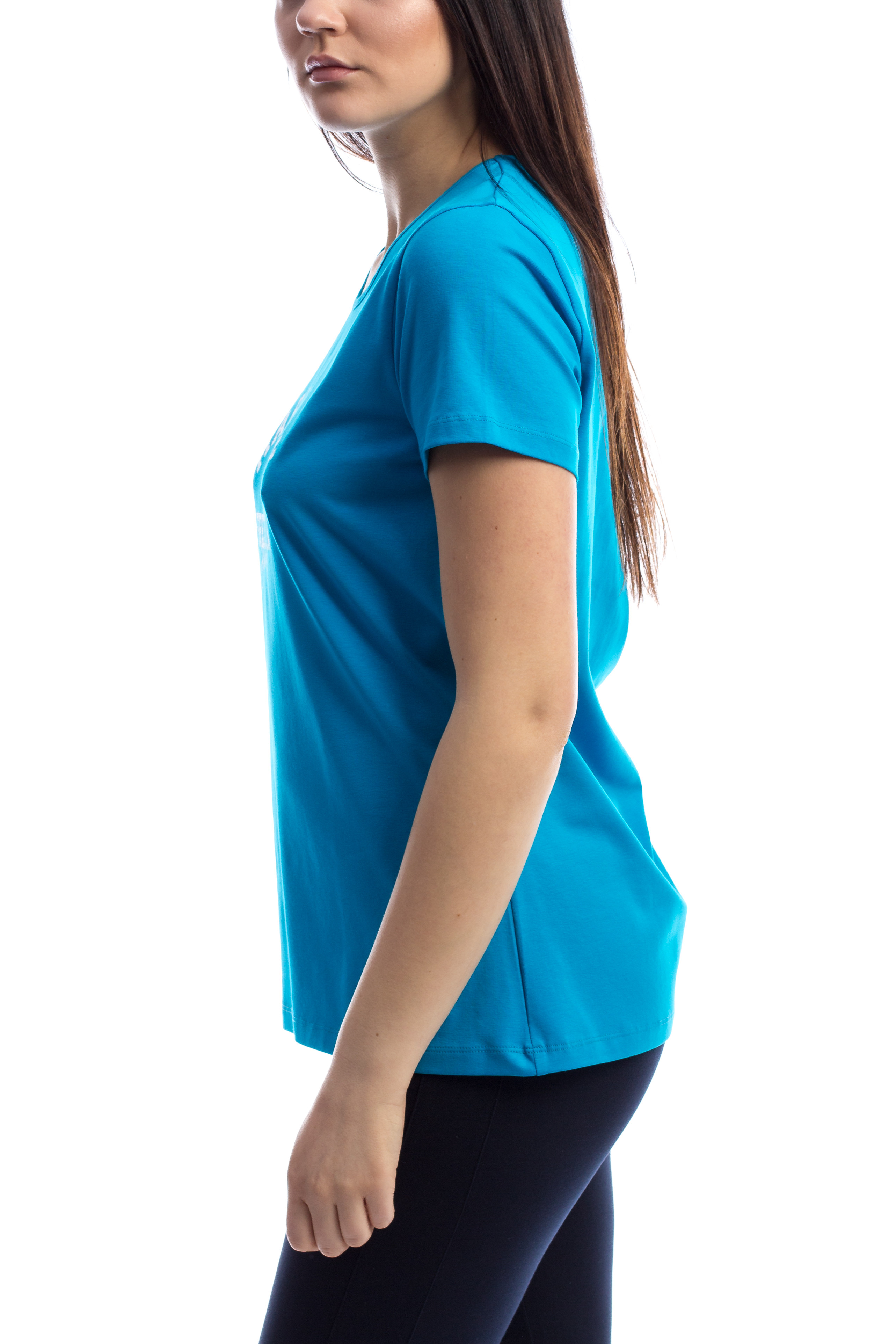 Tricou Summer Is Here Turquoise