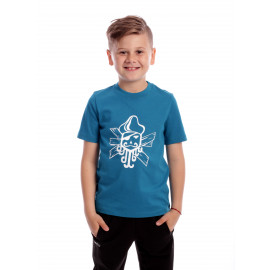 Tricou Black Pirate Smarald