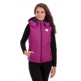 Vesta Warming Outdoor Clothing  Violet+Bleumarin