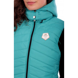 Vesta Warming Outdoor Clothing  Mint+Bleumarin