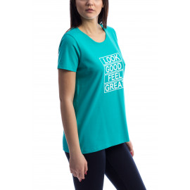 Tricou Summer Is Here Mint