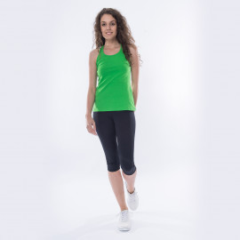 Compleu Fitness Motivation Verde +Negru